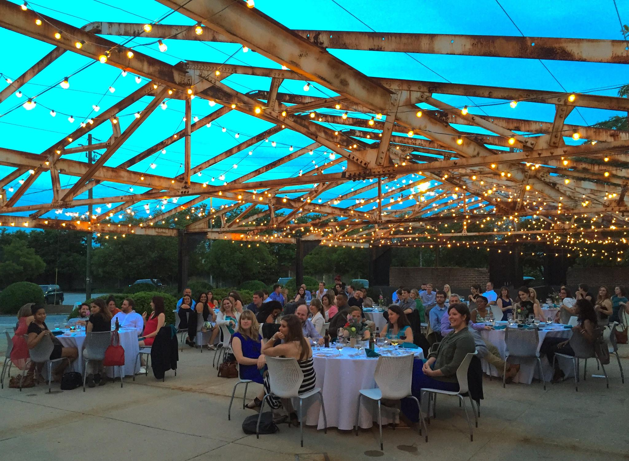 #ourATLriver provides the public an opportunity to discuss the future development of the Chattahoochee corridor.  | Image via  Civic Dinners