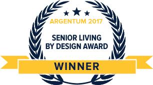 Argentum 2017 Senior Living By Design Award