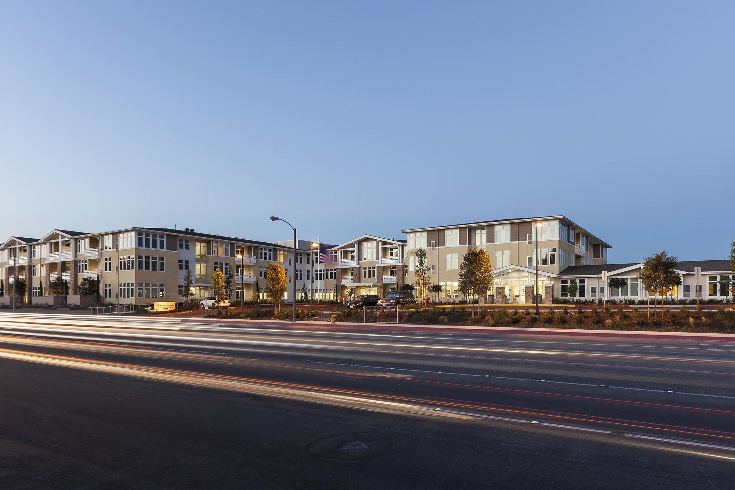 MERRILL GARDENS - HUNTINGTON BEACH, CALIFORNIA