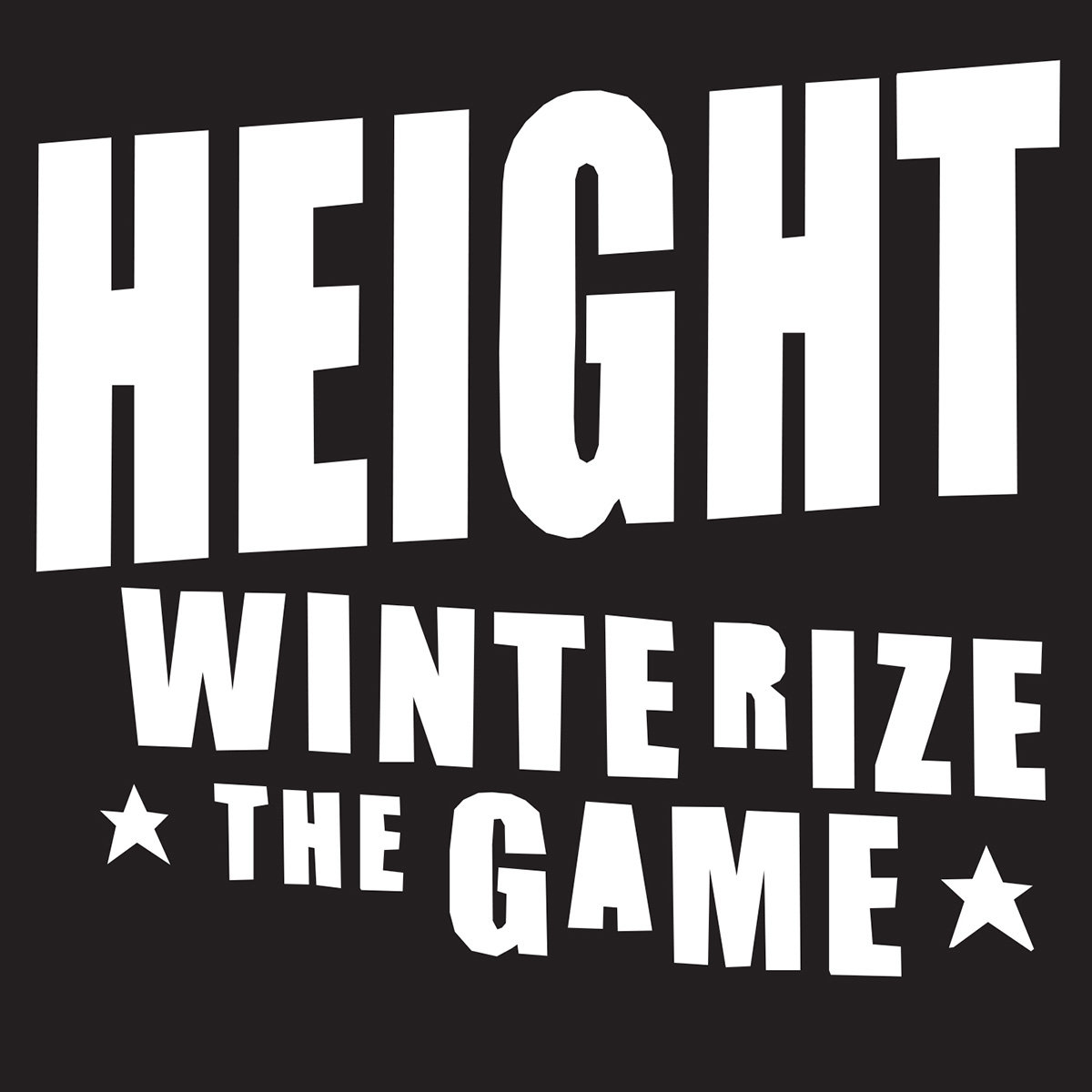 Winterize The Game (2007)