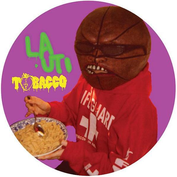 Tobacco - LA UTI EP (2010)
