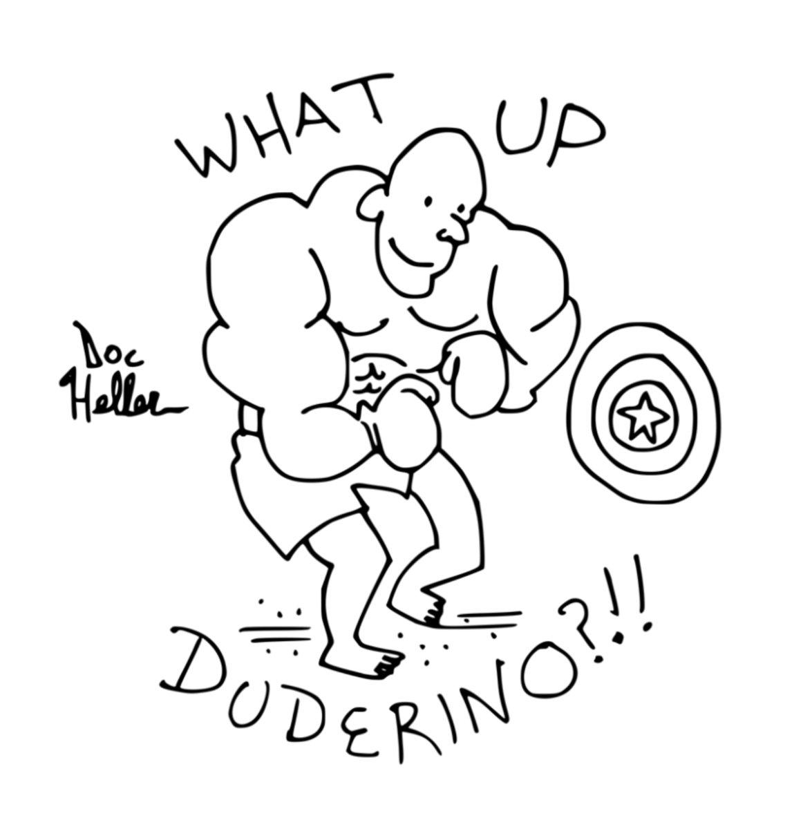 Darko The Super - What Up Duderino?!!
