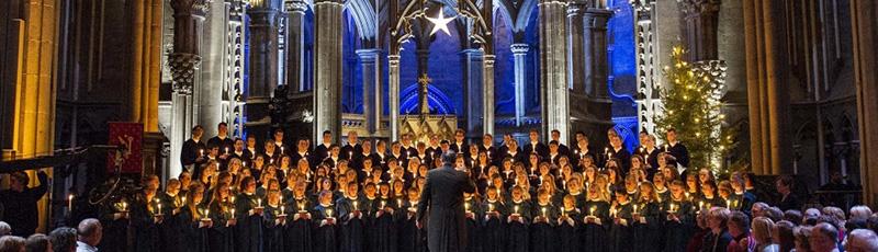 St. Olaf Choir, Trondheim, Norway