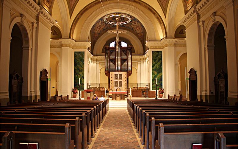 The Chapel of St. Thomas the Aquinas