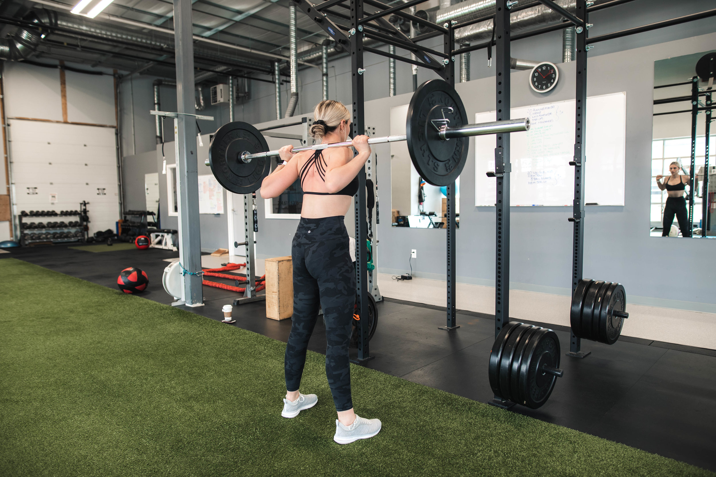 Block Five LIFT Program - Click the button below to download your Block Five Training Program PDF. Make sure to save it to your phone for easy offline access during every workout.Block Five encompasses weeks 9 & 10 of your TFGG Training.
