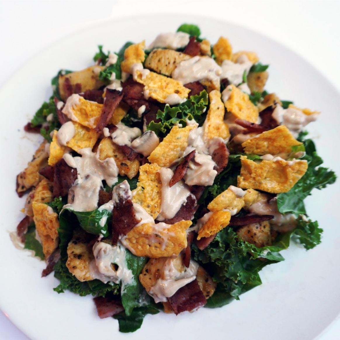 Salads, Sandwiches, & Bowls -