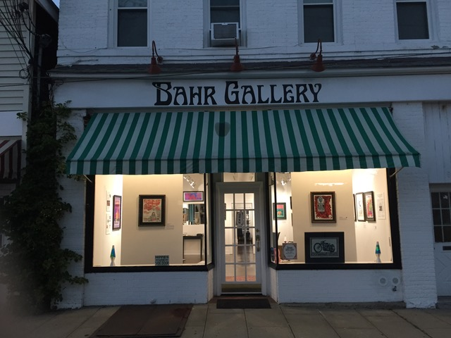 The Bahr Gallery in Oyster Bay N.Y. specializes in Vintage Concert Posters.