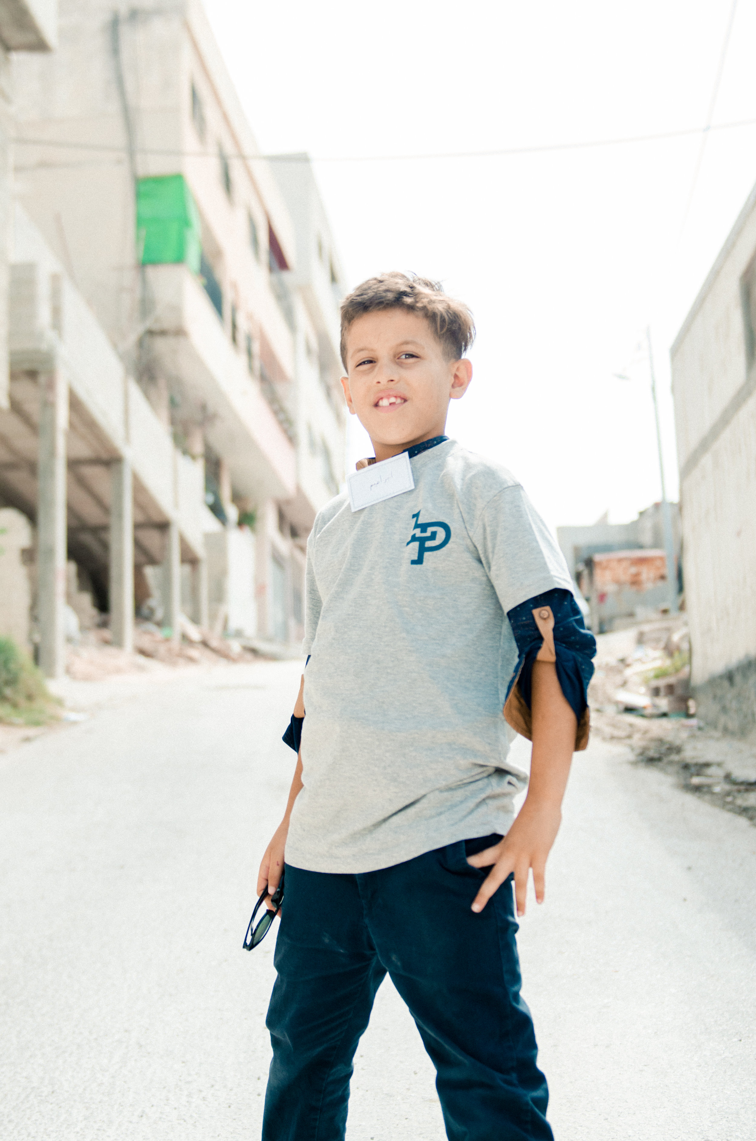 What is your favorite subject in school?     Sports, because I want to be a football player.     2. What makes you happy?      Swimming, because it makes me move and be active.      What are your hobbies?     Arm wrestling, because I am proud when I win in front of my friends.