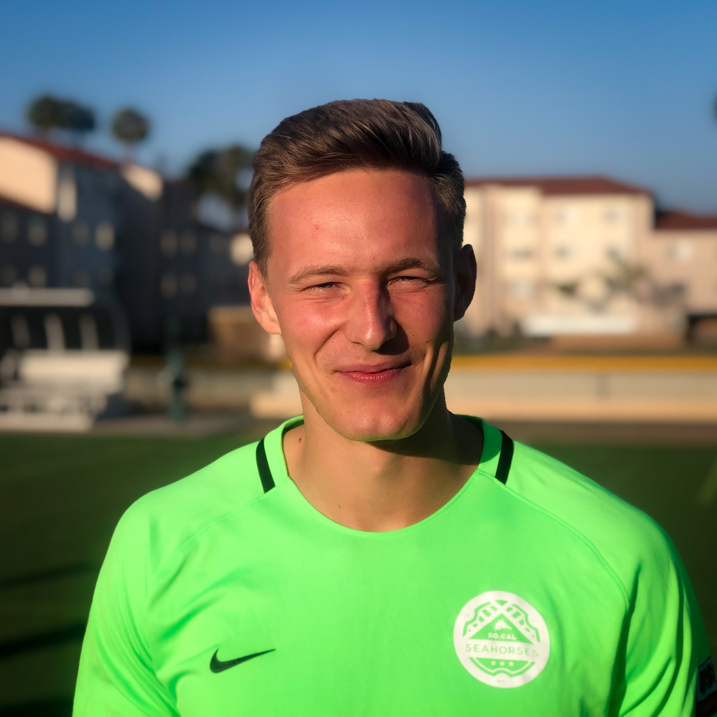 DANIEL CHRISTIANSeN,  GK  NORTHWEST UNIVERSITY