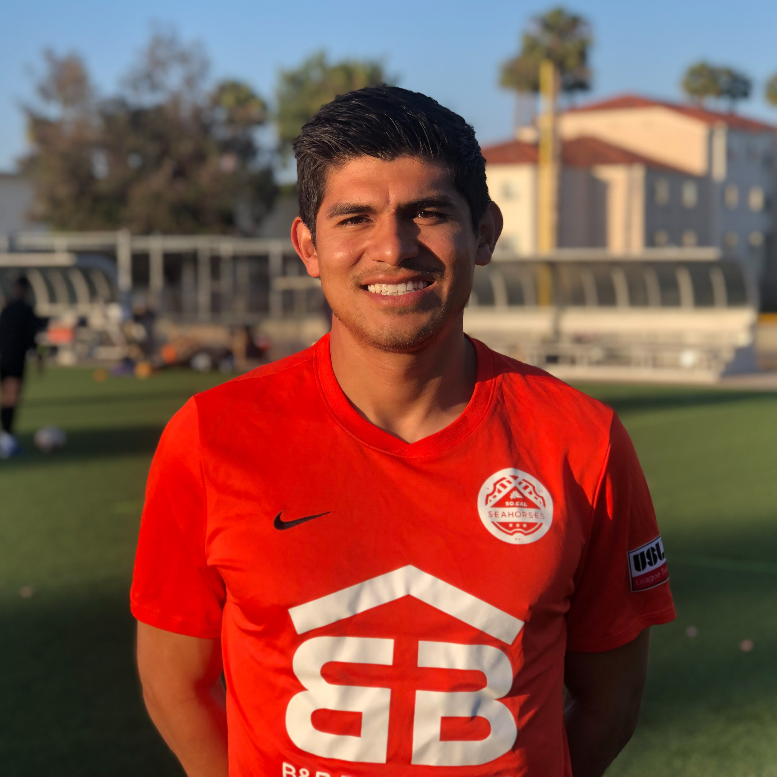 RAY ESTRADA,  Defender  CONCORDIA University