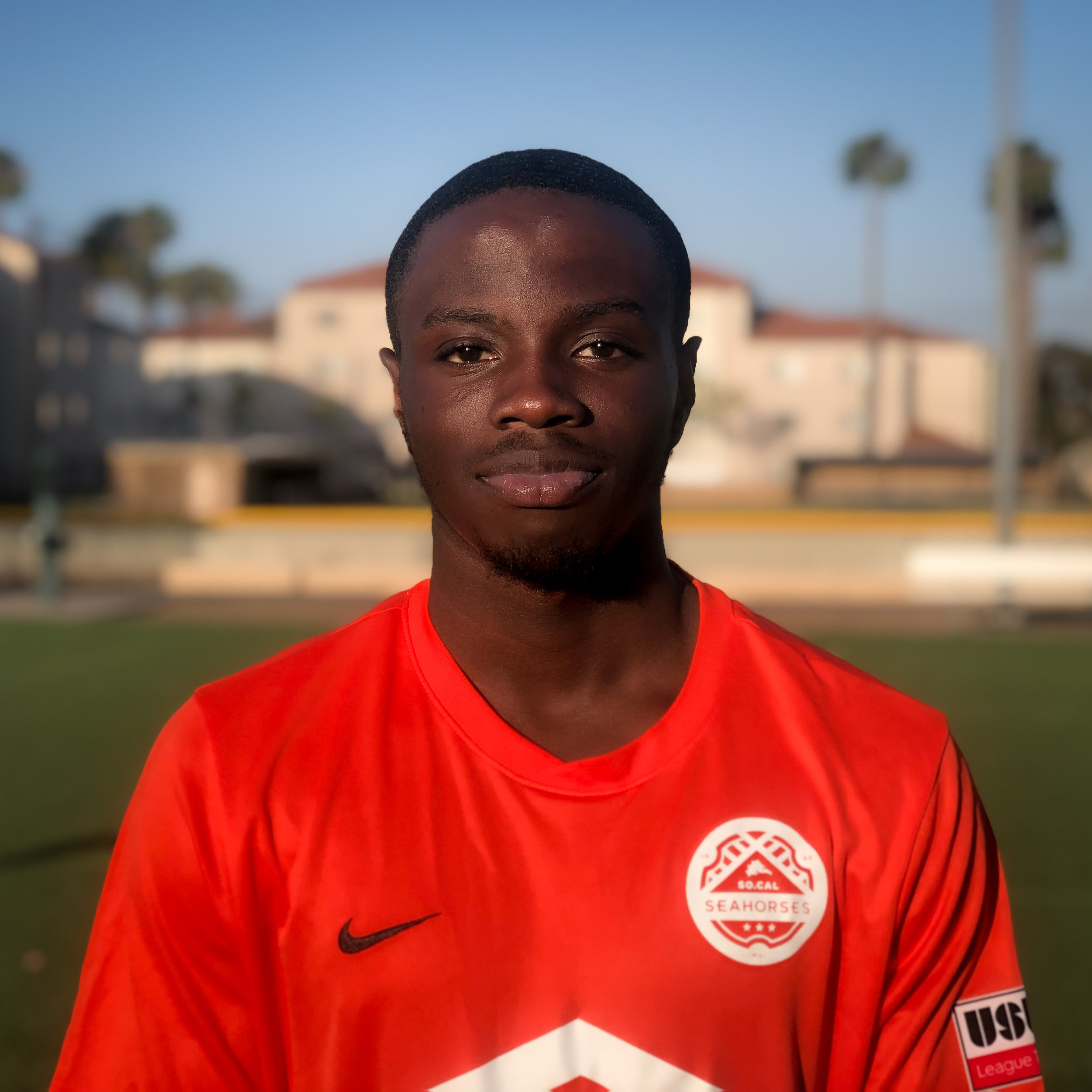 samuel george,  forward  OTTAWA UNIVERSITY