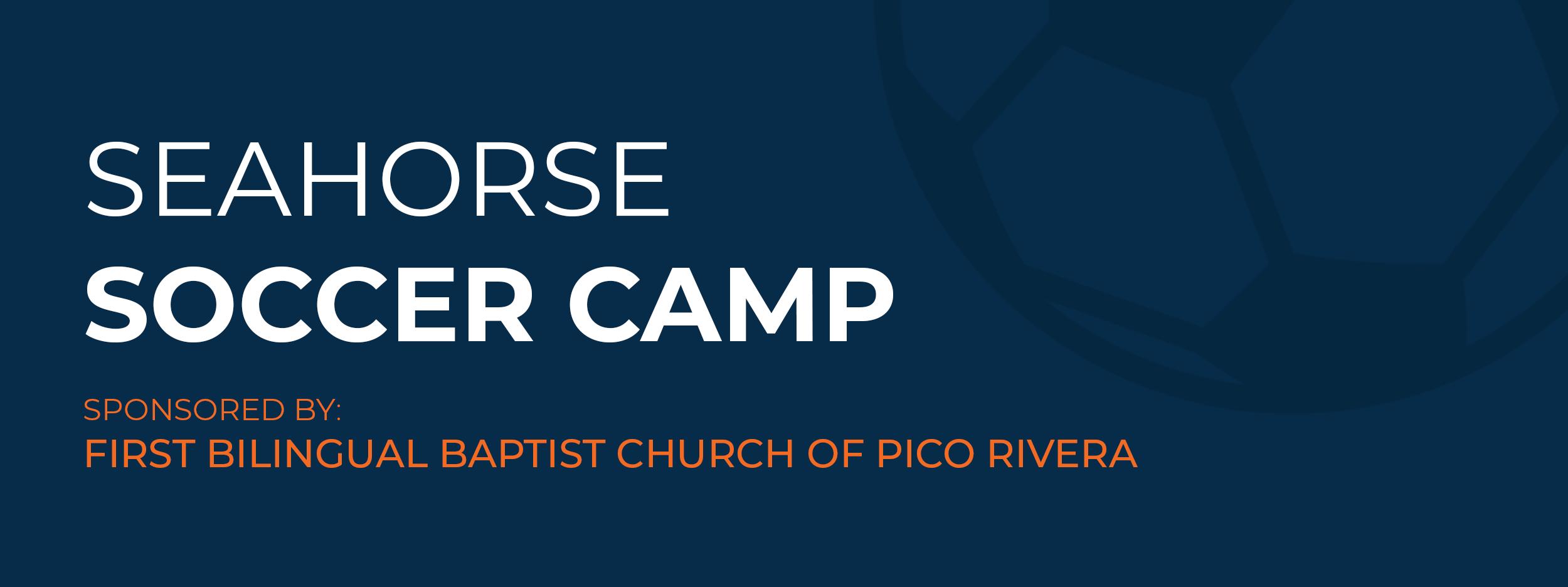 Pico Rivera Camp Banner