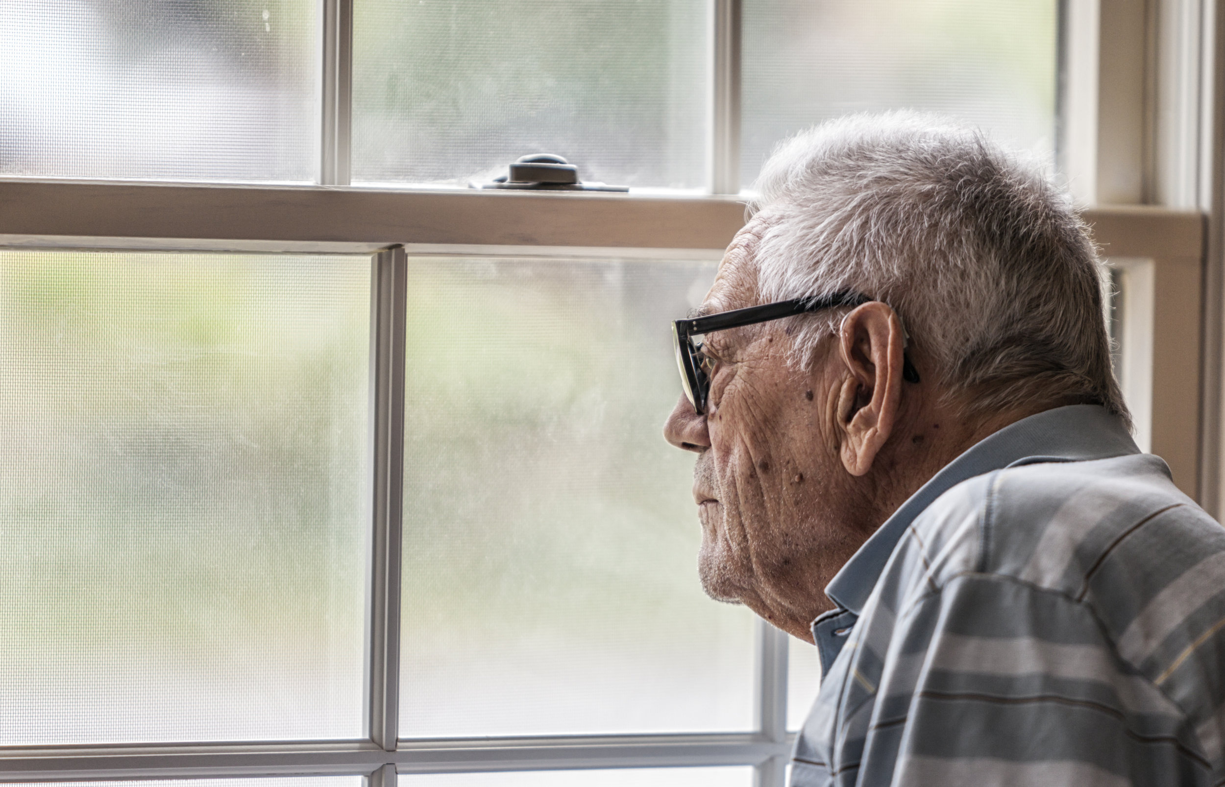 Nearly ONE in TWO people with dementia experiences some form of abuse