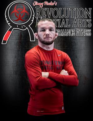 Jimmy Fowler, Head MMA Coach  Brazilian Jiu Jitsu Black Belt  American Karate 3rd Degree Black Belt