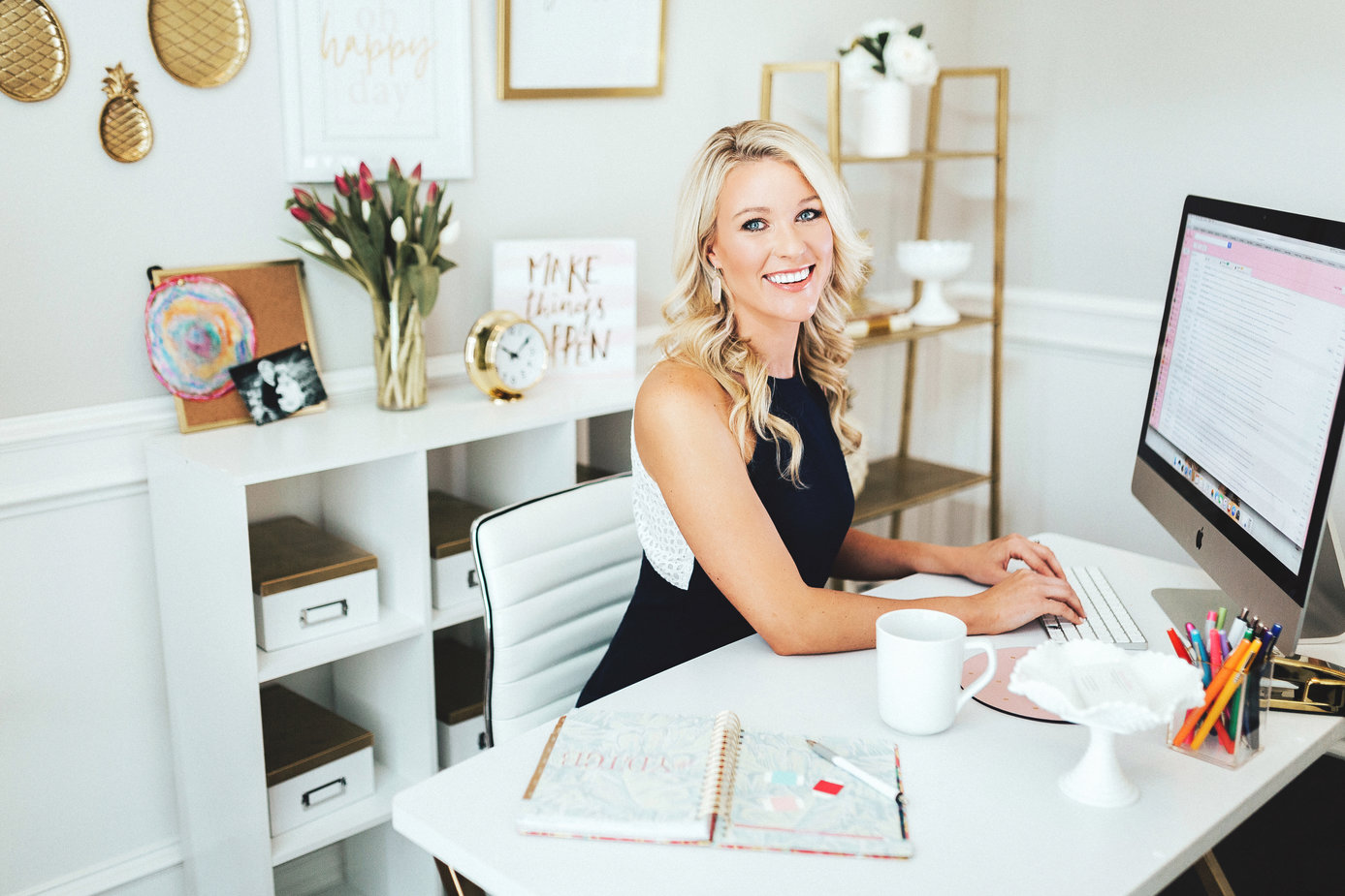 Registered-nurse-turned-fashion-designer Lauren Stokes and her husband Lance Stokes started the company Lauren James Co. in 2013. (Photos by Kristen Grisham Photography)
