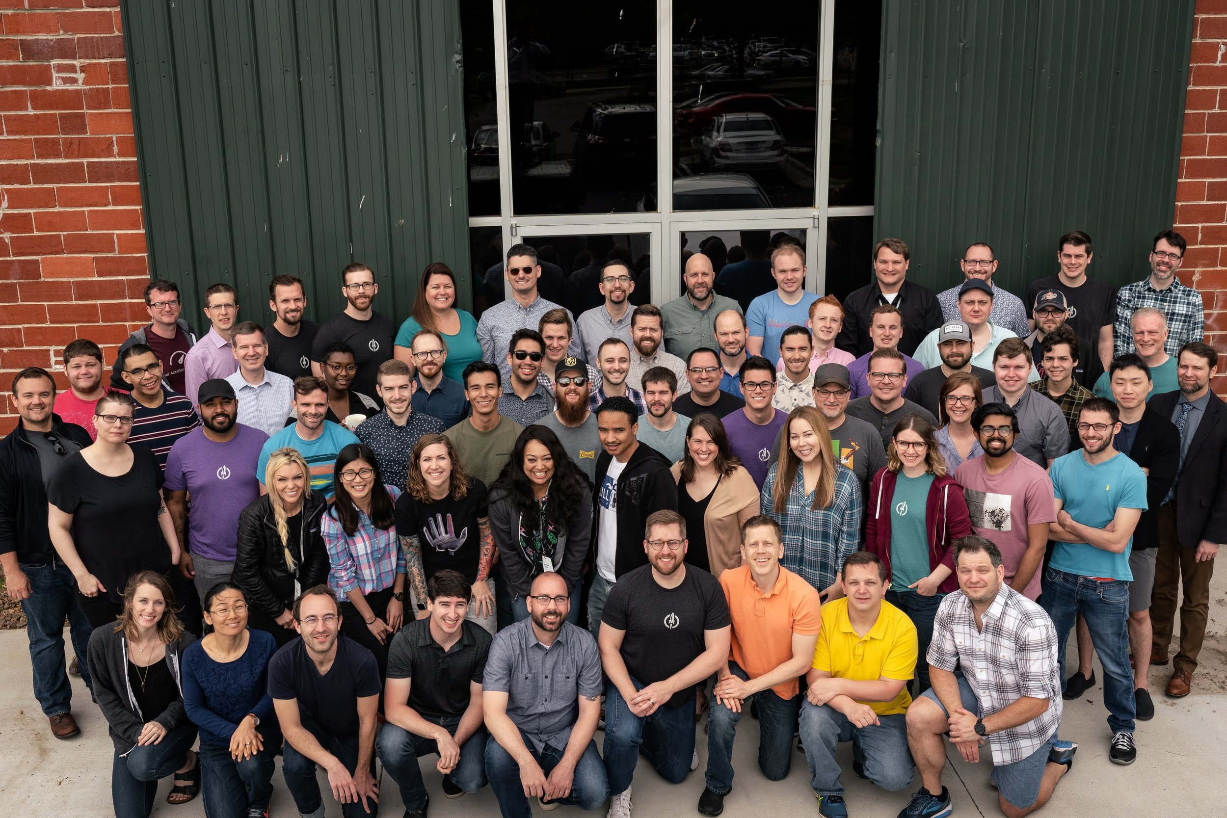 Bentonville-based RevUnit has grown to 74 employees and now has an additional office in Las Vegas.