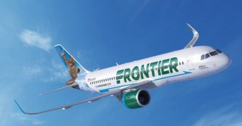 Frontier Airlines plans to use its Airbus 320 on flights that go from Northwest Arkansas to Denver. The service starts on June 27.