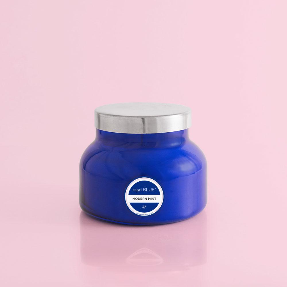 Blue Signature Jar