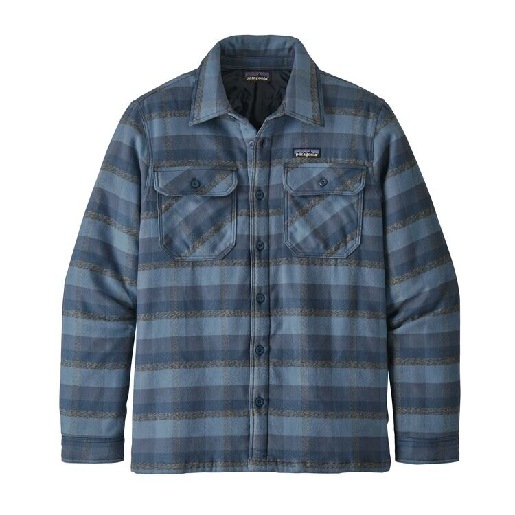 Insulated Fjord Flannel