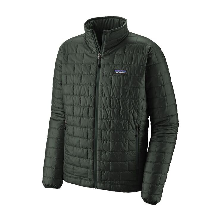 Nano Puff Jacket in Carbon