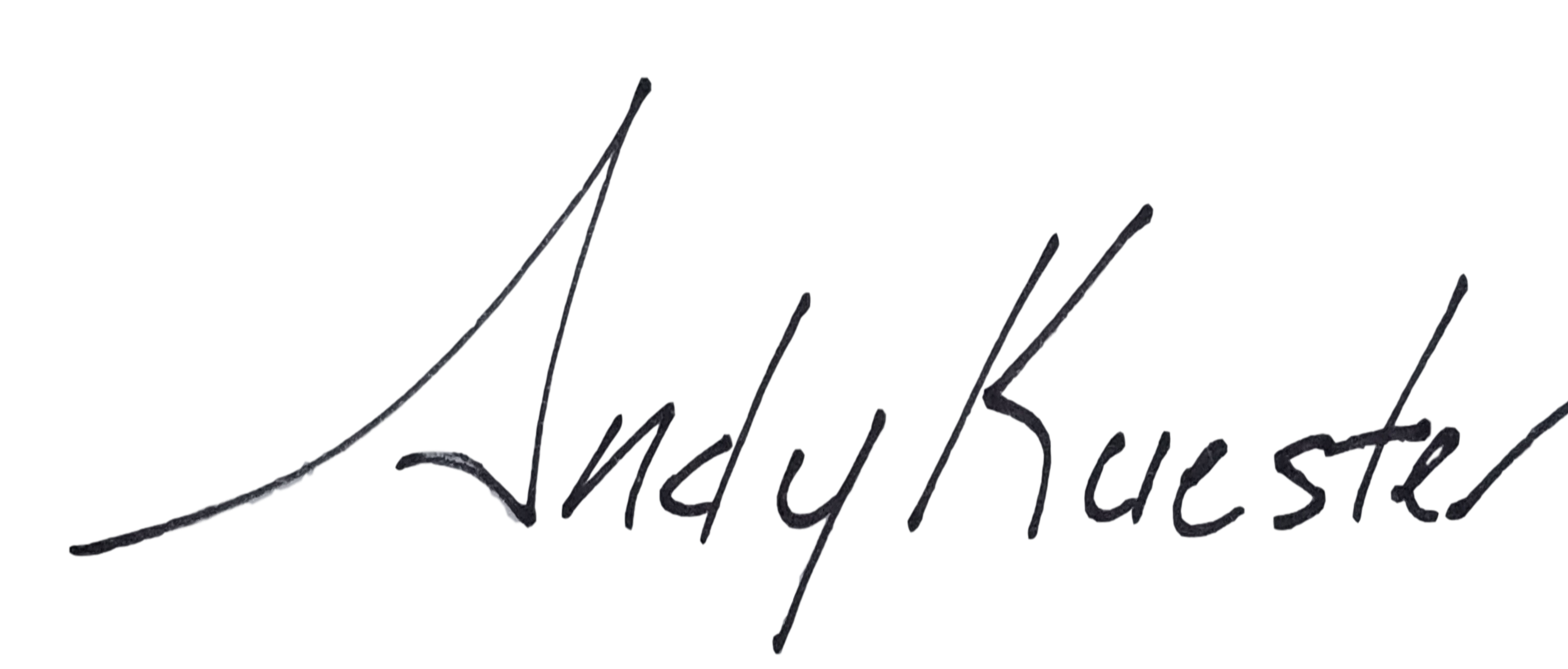 A Kuester Signature - Clear Background (Cropped).png