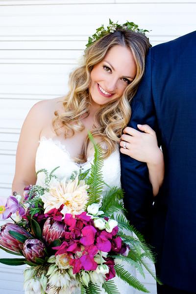 Real Wedding Ashleigh & Sam