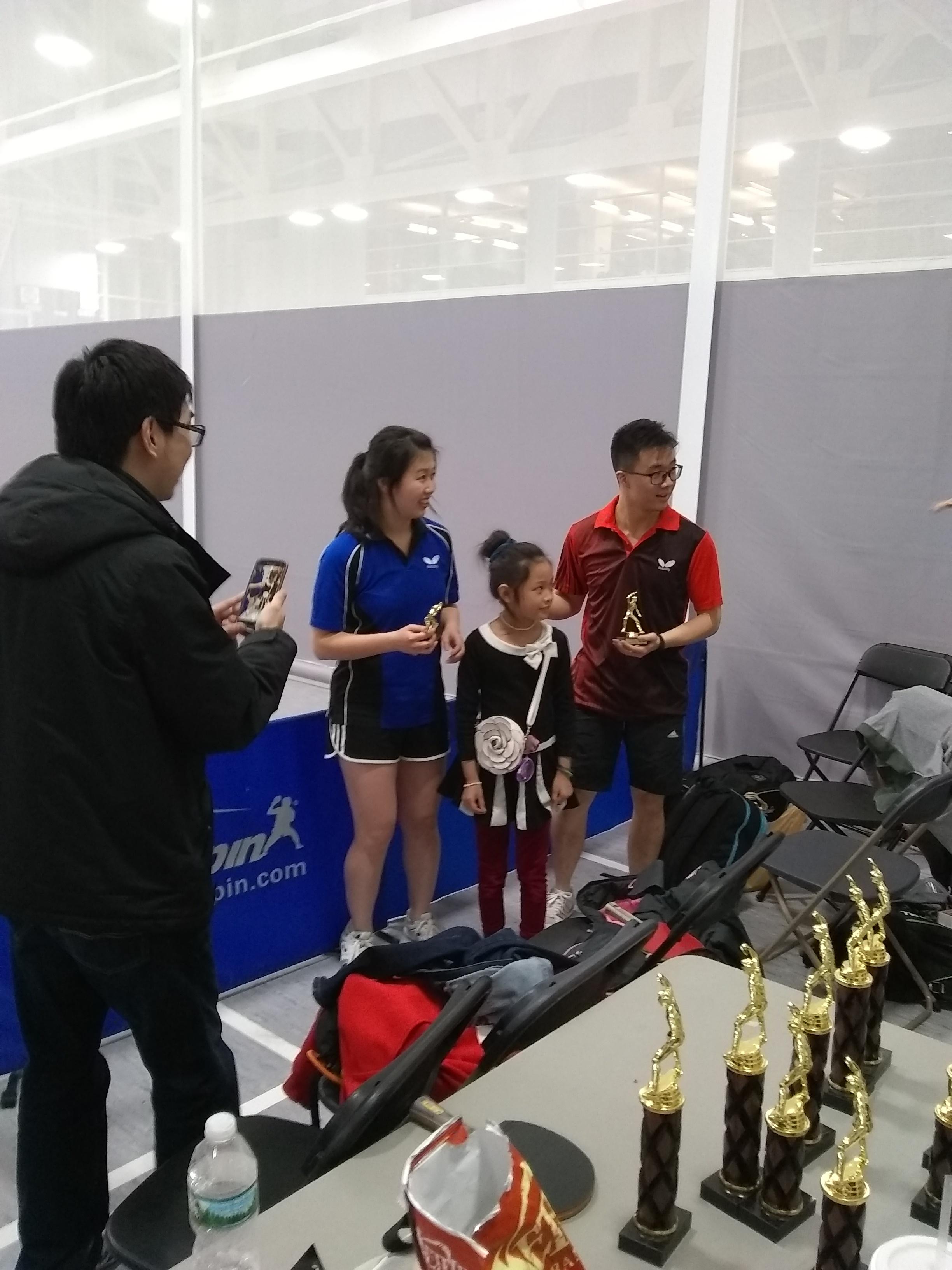 U3000 Doubles Champions