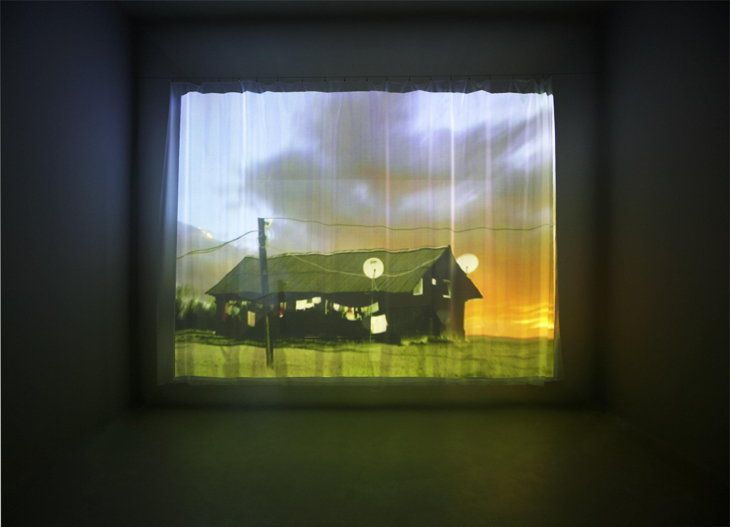 Installation view from Šejla Kamerić's 'Dream House'
