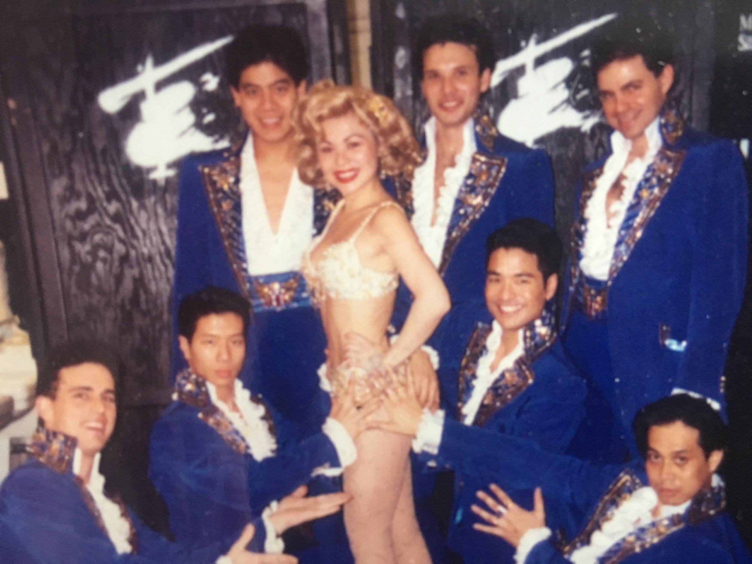 Miss Saigon  , Broadway & First National Company