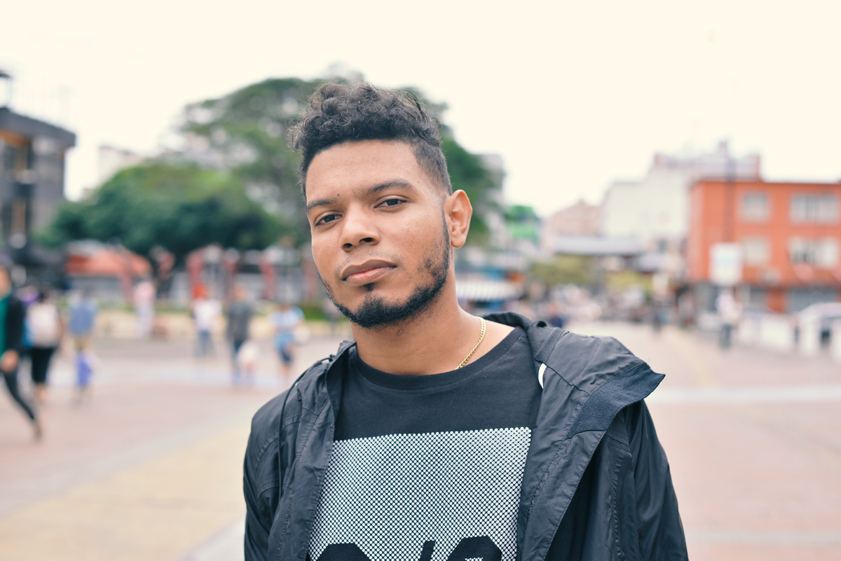 Kenneth era estudiante de una de las universidades perseguidas.