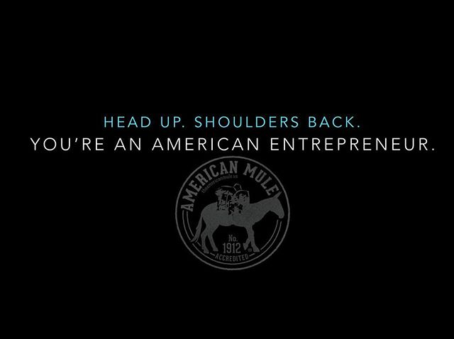 Building an Authentic Community One Hard-Working Mule At A Time @theamericanmule.us #madeinusa #community #builttolast #americangrit #coachingexperience #ama #thedreamisalive #1912 #grit #nevergivein #nevergiveup #headup #americanentrepreneur #mule #us #prosperity #awesomecompanies #determination #buylocal #hardwork #tenacity #strength #authenticgoods #dreambig #businessgoals #smallbusiness #cometogether #unity #rebuild #legacy