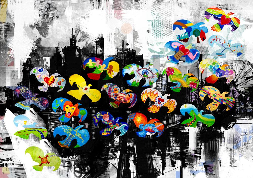 Final digital artwork.