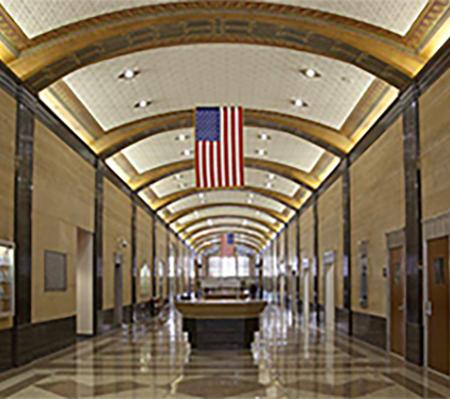 Theodore Levin Courthouse, Detroit, MI