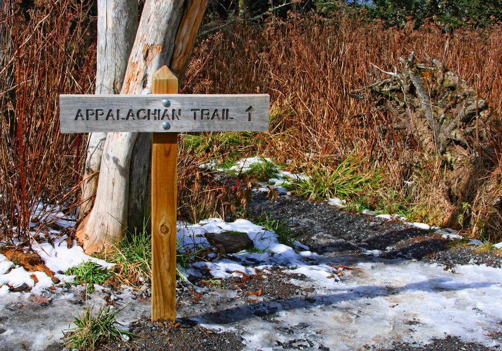 Appalachain Trail Entrance