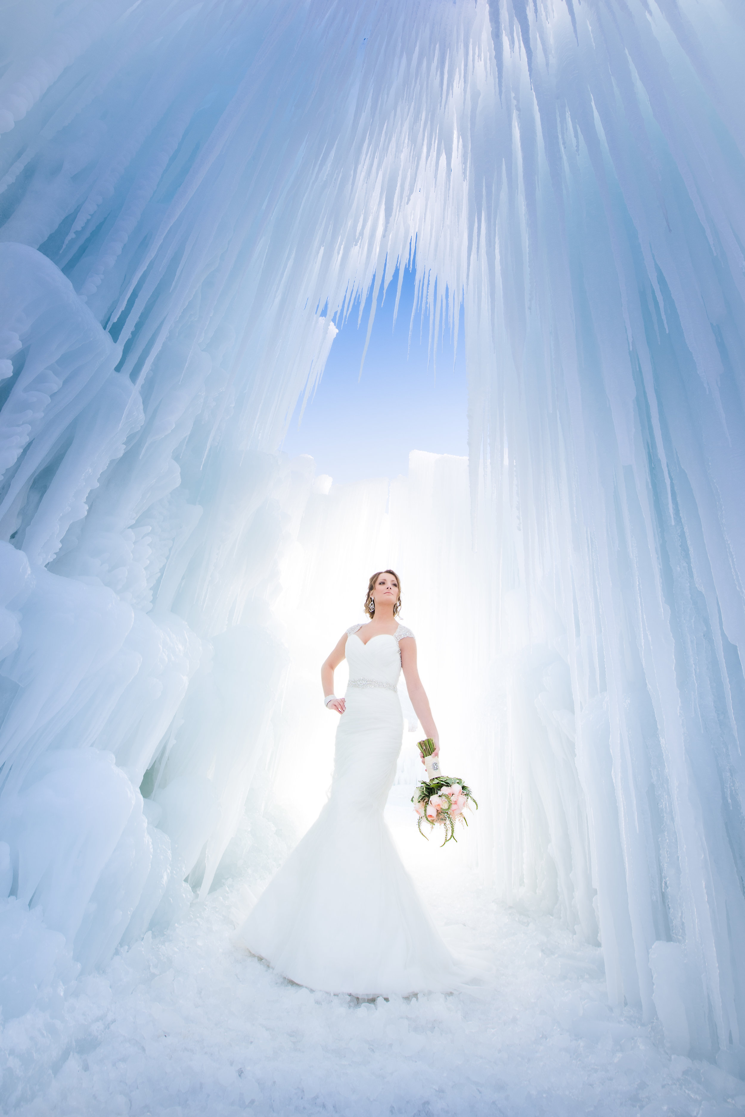 Midway bride