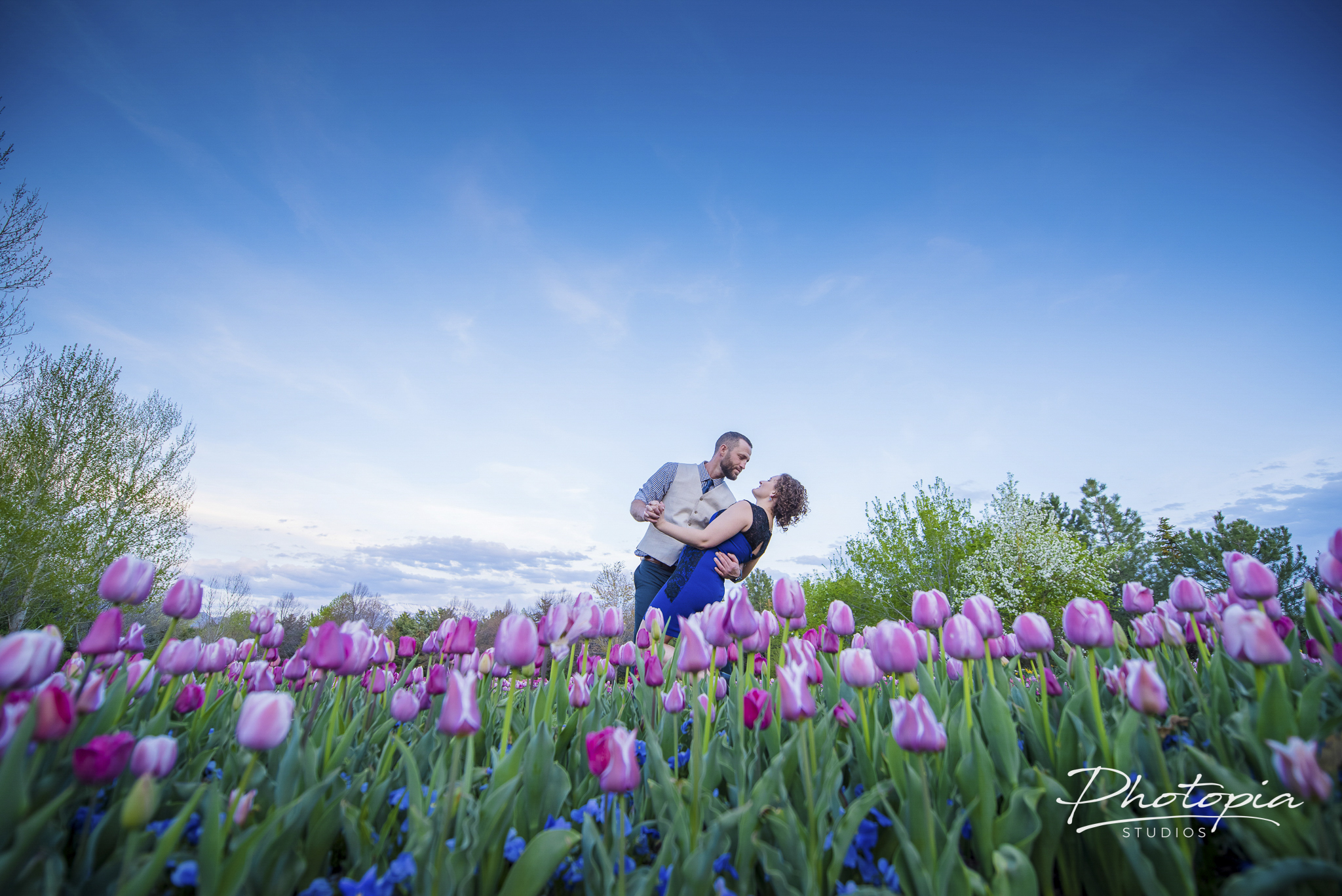 Robby & Amanda | publik - Thanksgiving Point Gardens