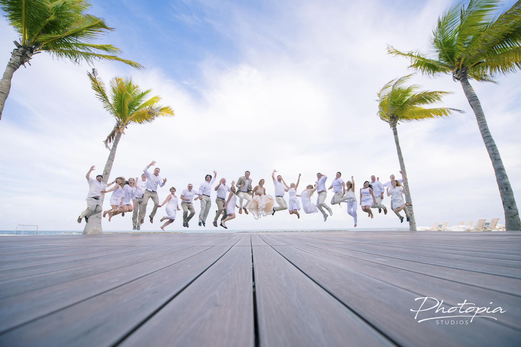 Justin & Nicole | Playa De Carmen - Grand Velas
