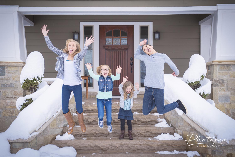 Winter Family Photographers-12