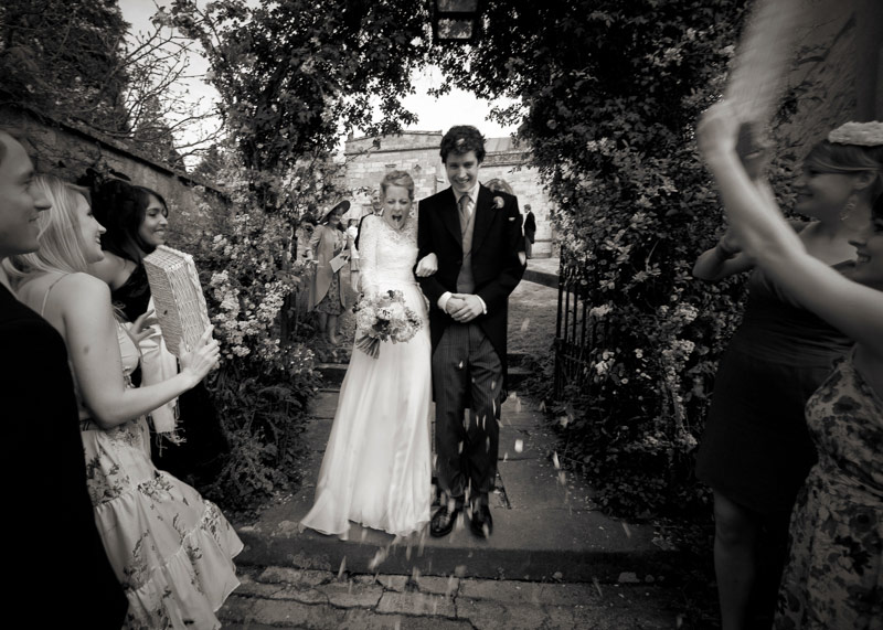 and photographed my first wedding.