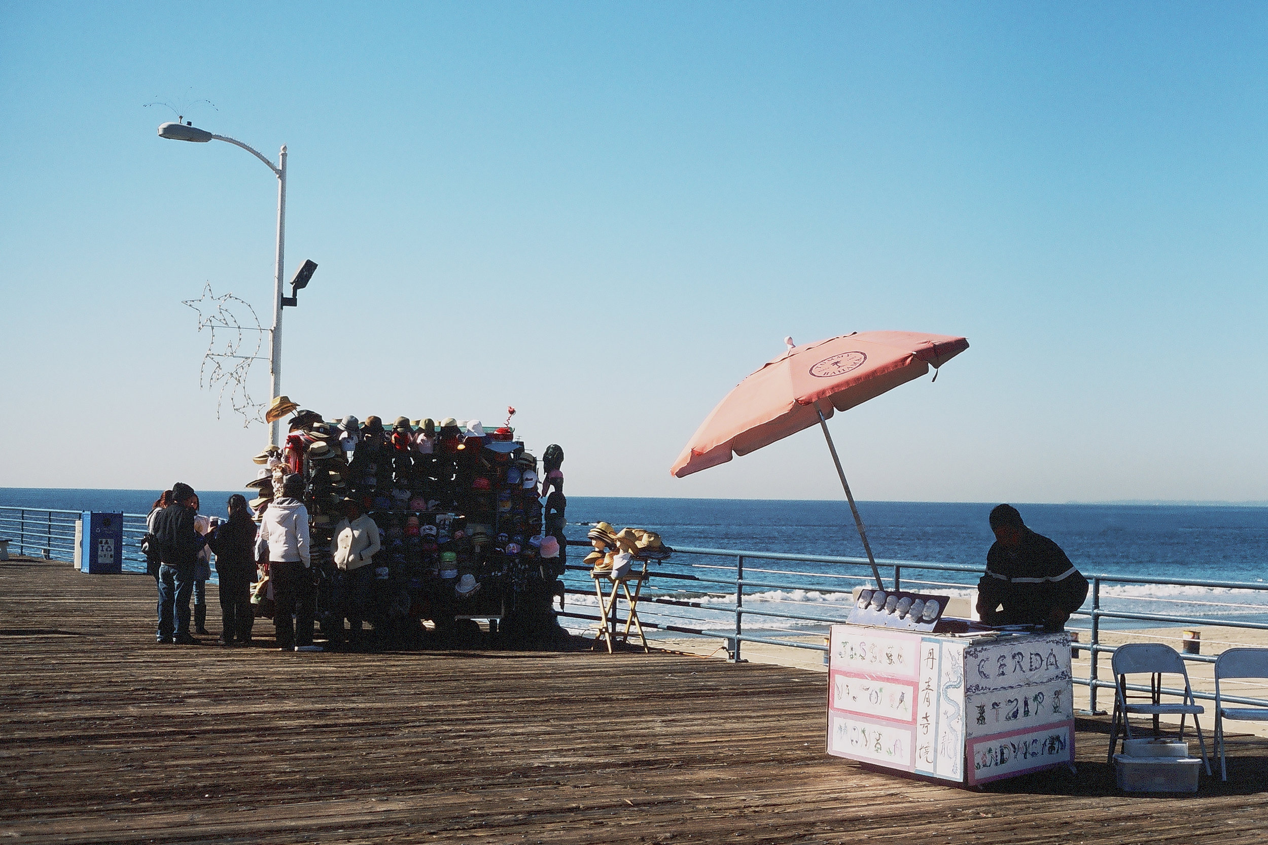 Santa Monica, California - 2012