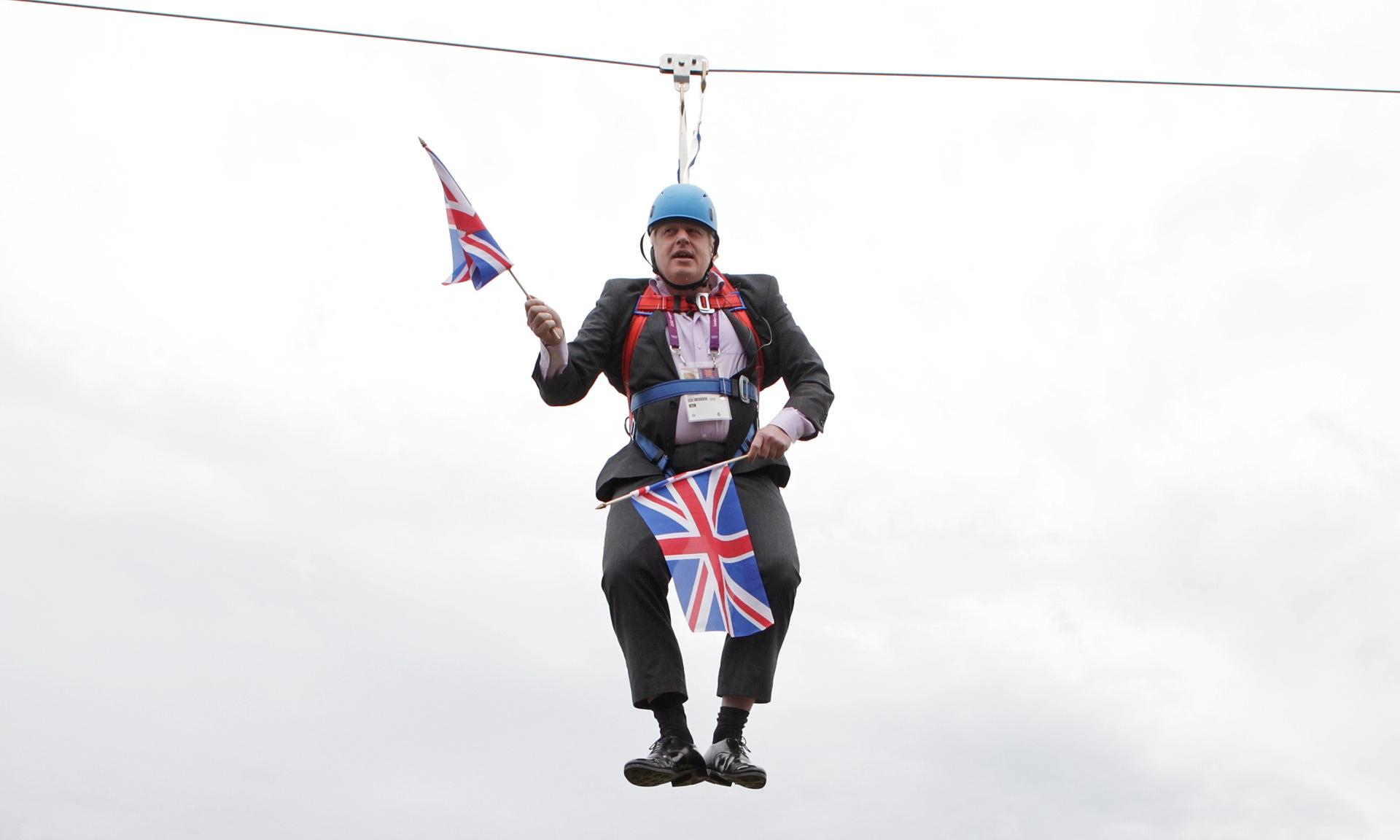 Britain's future Prime Minister?