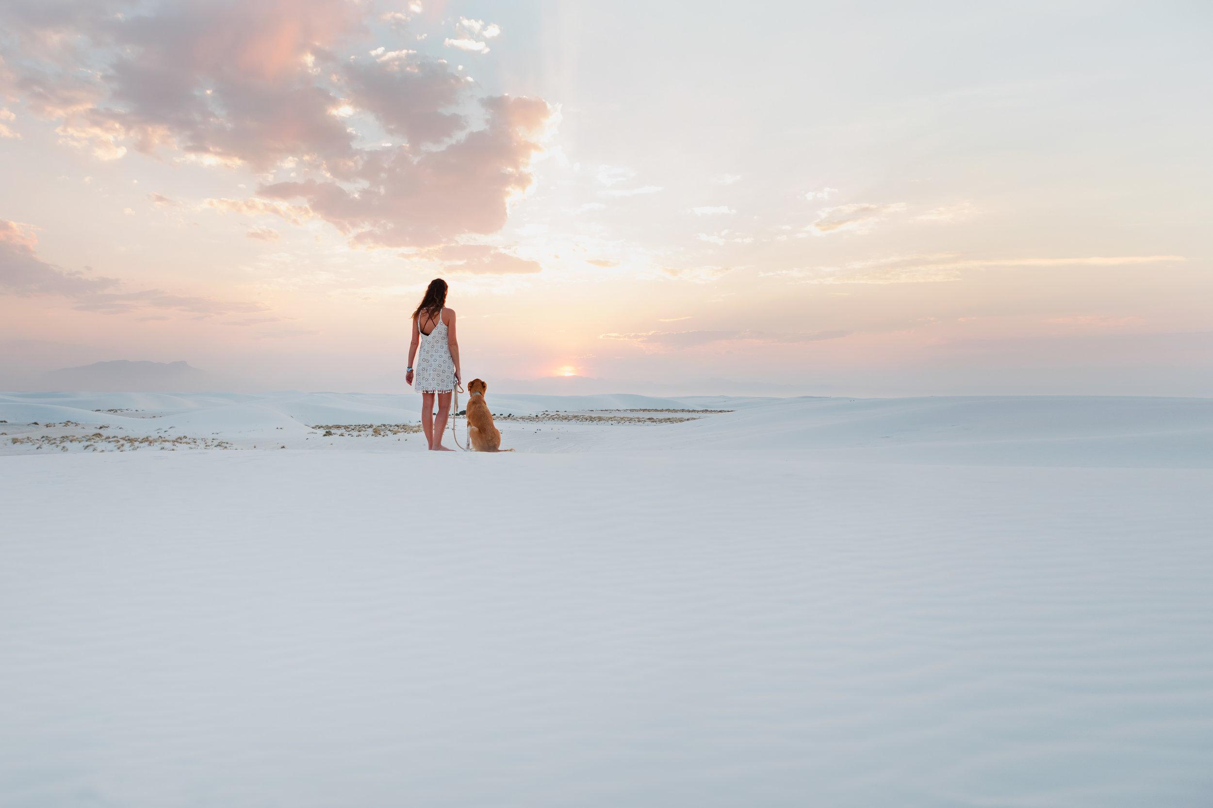 White Sands National Monument, NM | June 2017