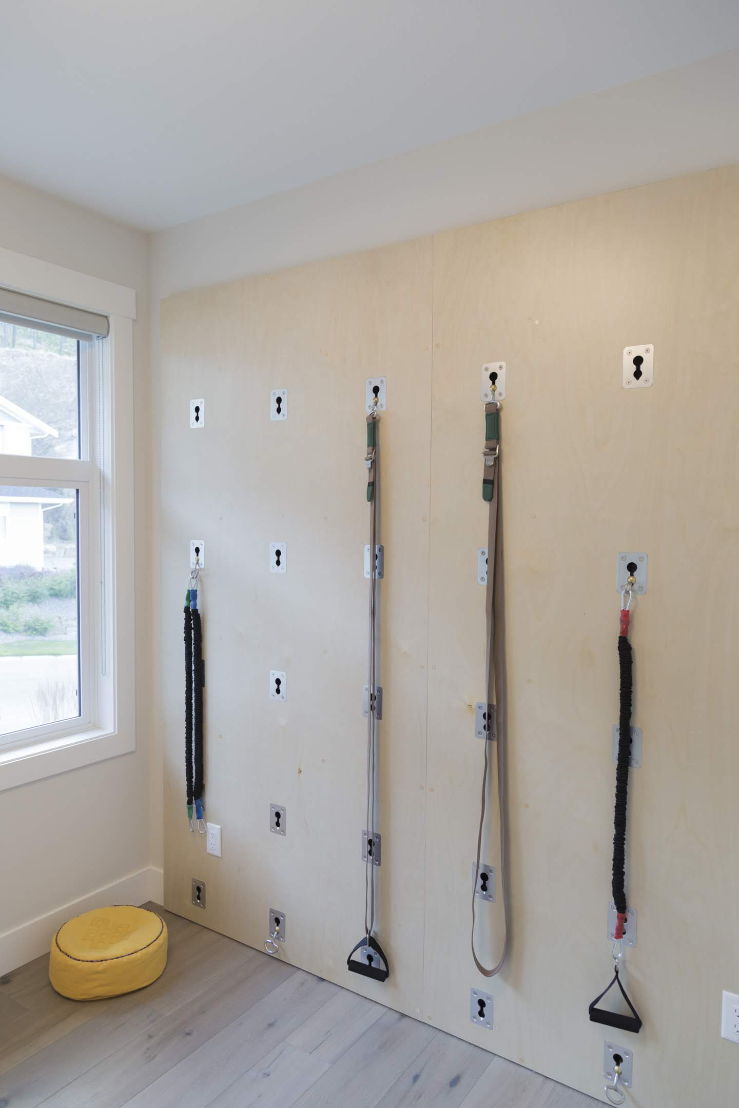 Custom Exercise Wall