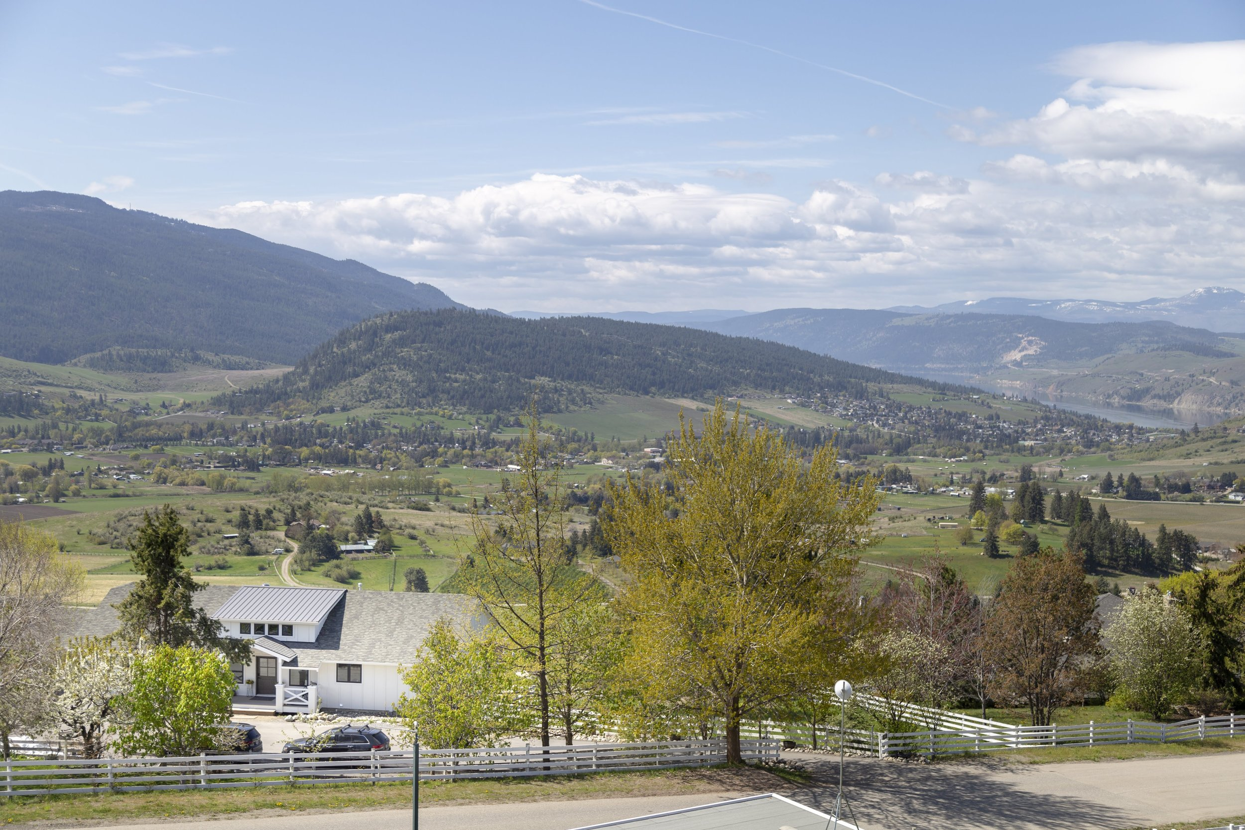 Views of the Okanagan Valley, Kalamalka and Okanagan Lake