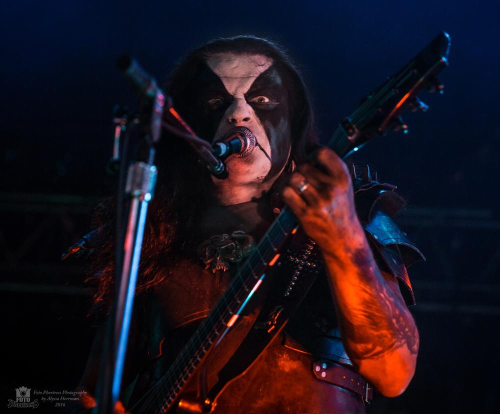Abbath // Decibel Magazine Tour 2016