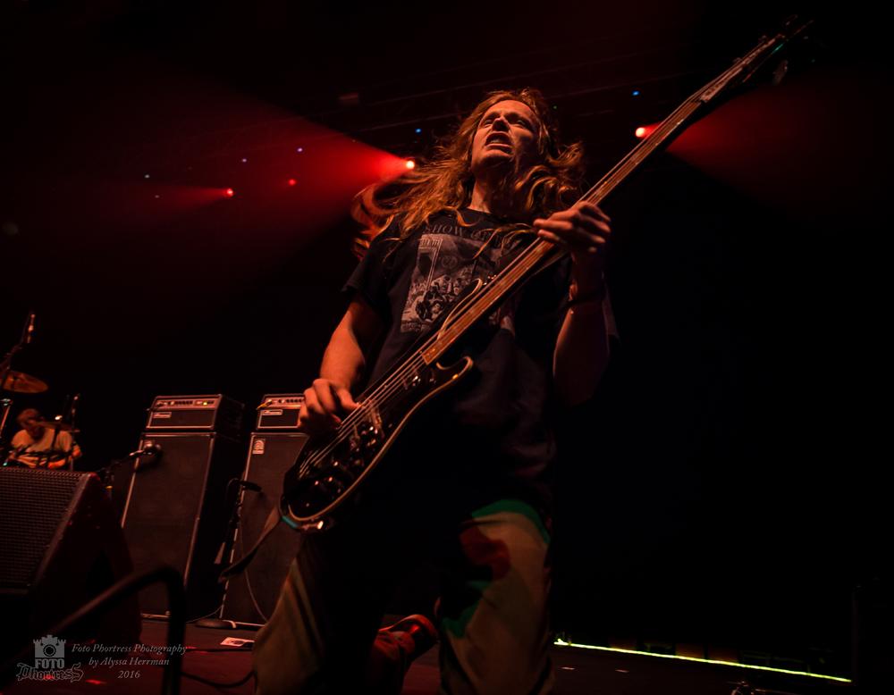 Aaron Rieseberg // Yob // Psycho Las Vegas