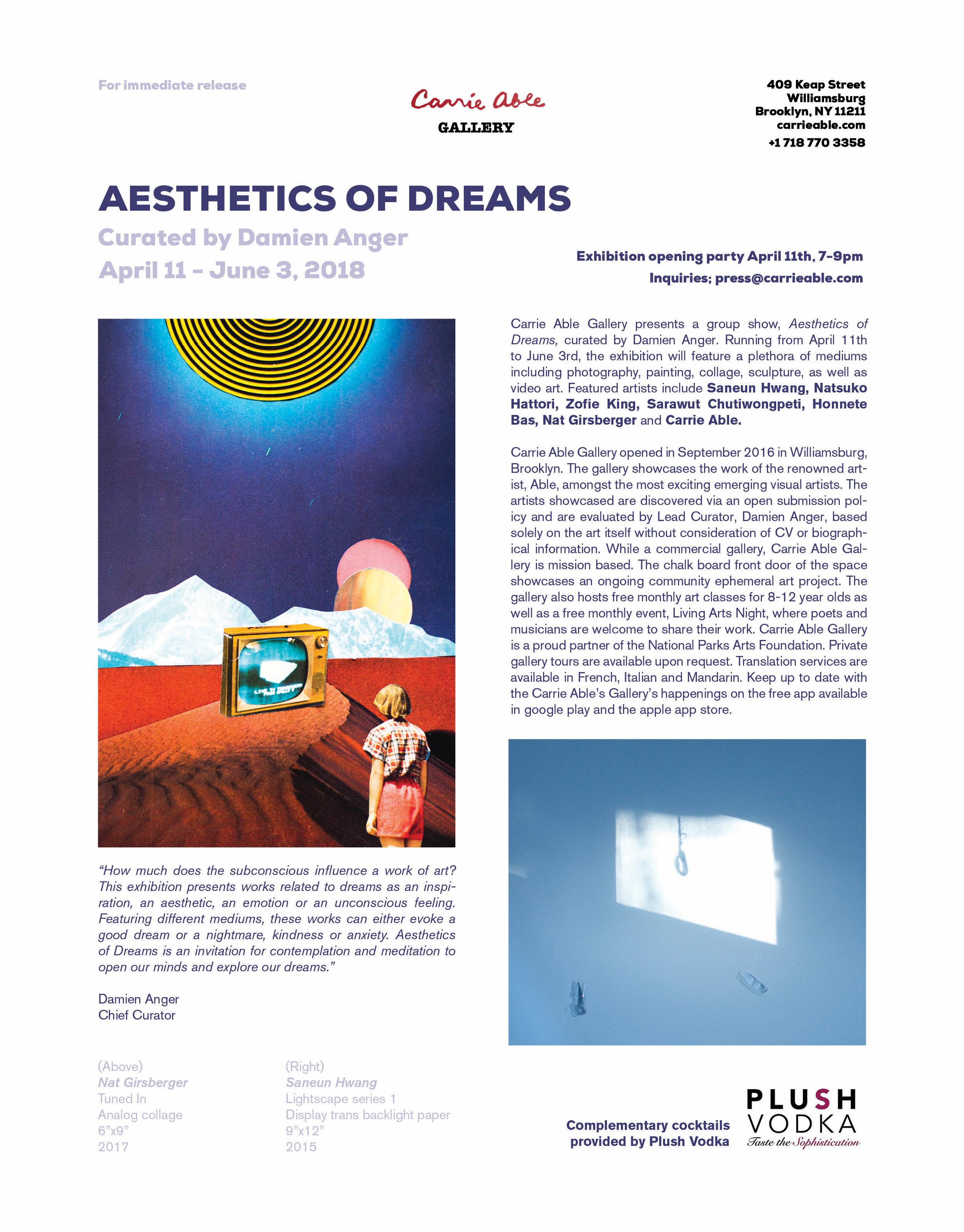 Press Release Aesthetics of Dreams.jpg
