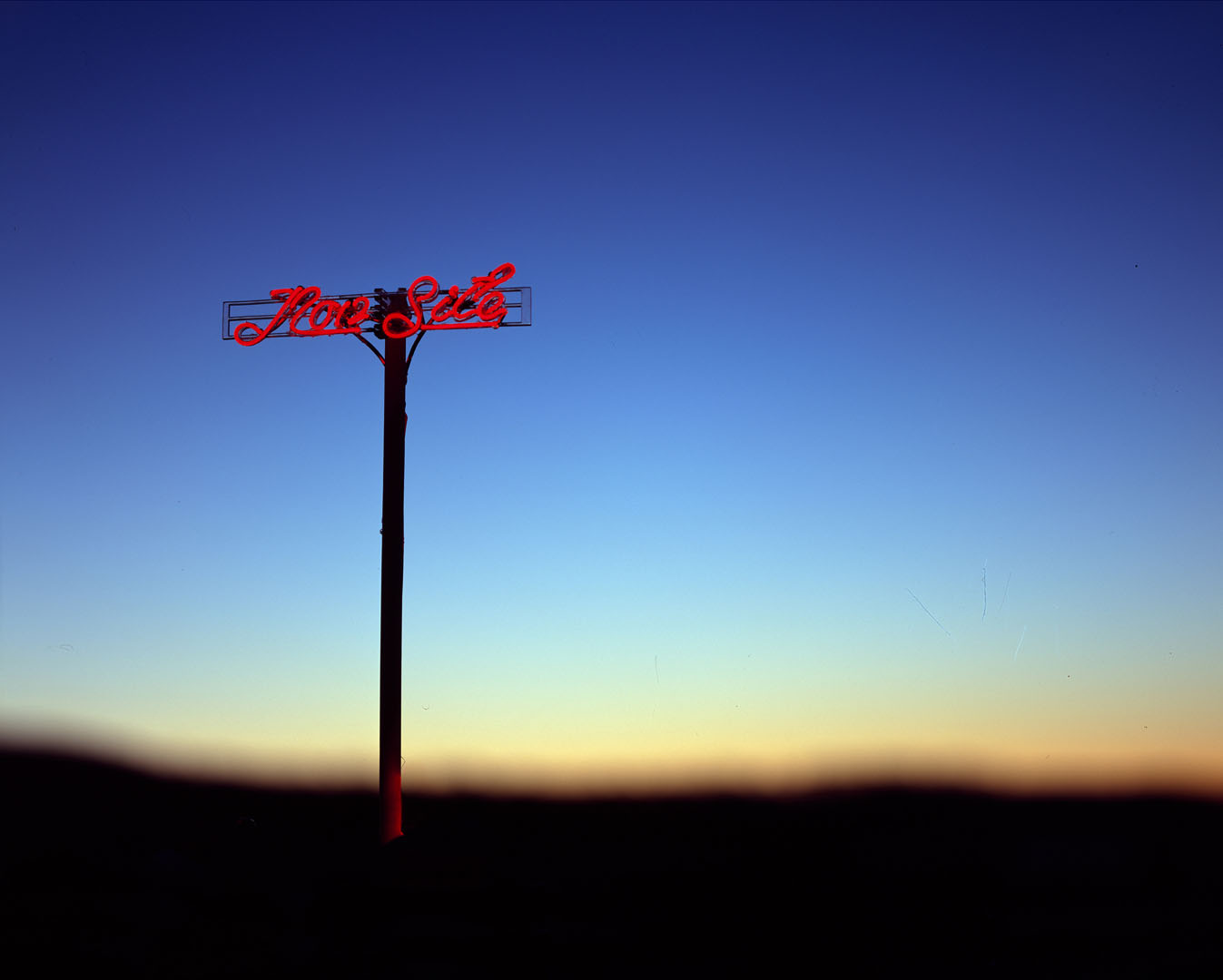"""""""Non Site (miniature)"""" , 2015 Archival pigment print, 16""""x20""""  Courtesy Yoav Friedlander & Carrie Able Gallery"""