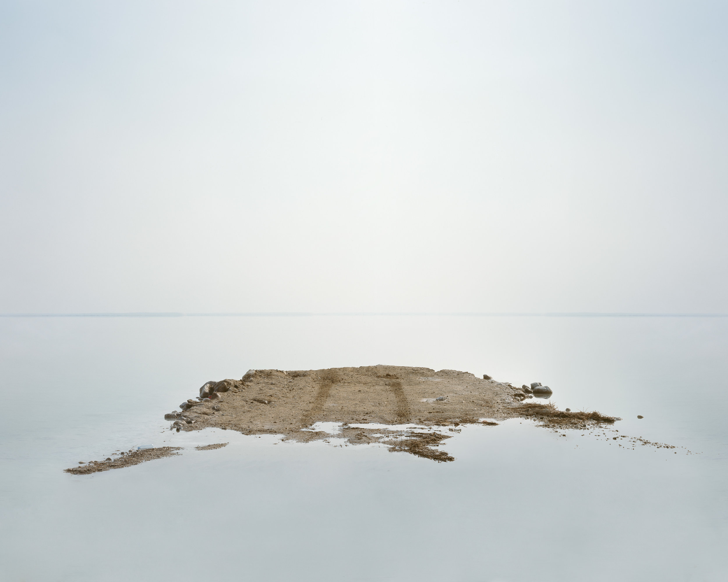 """""""The Dead Sea"""" , 2013 Archival pigment print, 16""""x20""""  Courtesy Yoav Friedlander & Carrie Able Gallery"""