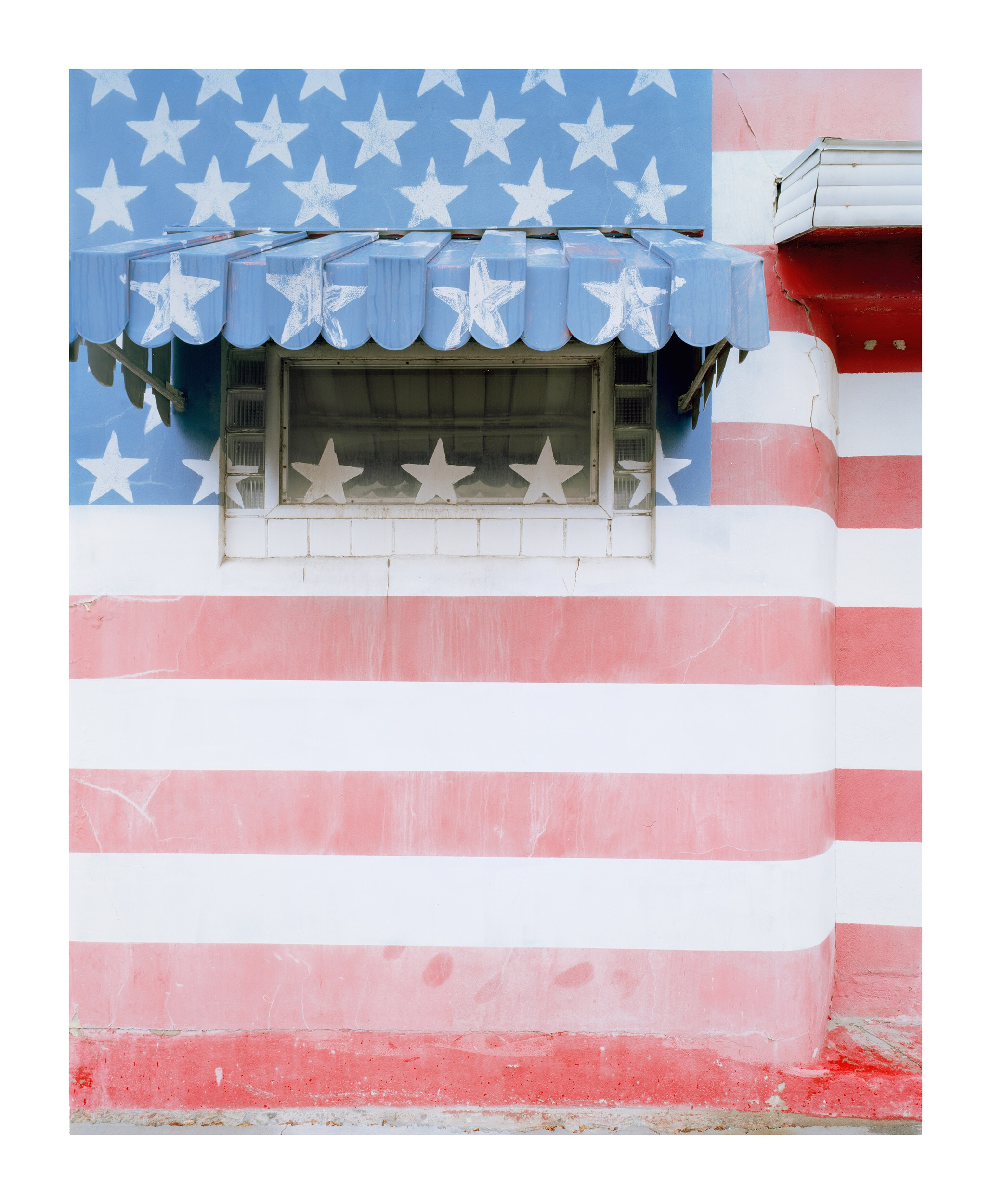 """""""304 Main St, Duryea, PA"""" , 2018 Archival pigment print, 20""""x16""""  Courtesy Yoav Friedlander & Carrie Able Gallery"""